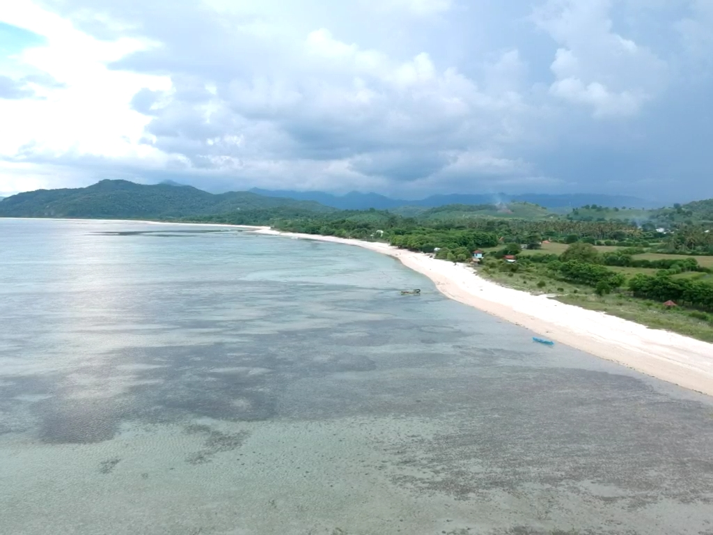 land in sumbawa jelenga for sale